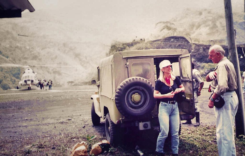 Kolumbien-1997-hubschrauberfahrt