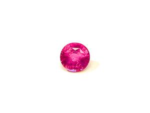 Pink Saphir 3,09 ct. mit Zertifikat Saphir kaufen Schmucksteine Edelsteine