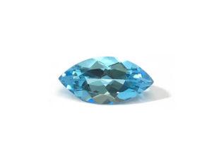 Blautopas 12,04 ct. Blautopas kaufen Schmucksteine Edelsteine