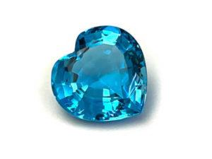 Blautopas 30,62 ct. Blautopas kaufen Schmucksteine Edelsteine