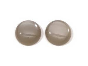 Mondstein-Paar 17,00 ct. Alle Edelsteine kaufen Schmucksteine Edelsteine