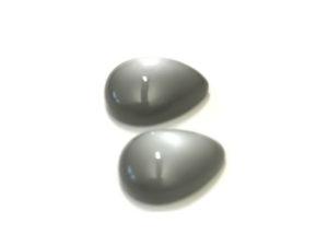 Mondstein-Paar 16,54 ct. Alle Edelsteine kaufen Schmucksteine Edelsteine