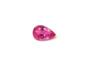 Pink Saphir 3,59 ct. mit Zertifikat Saphir kaufen Schmucksteine Edelsteine
