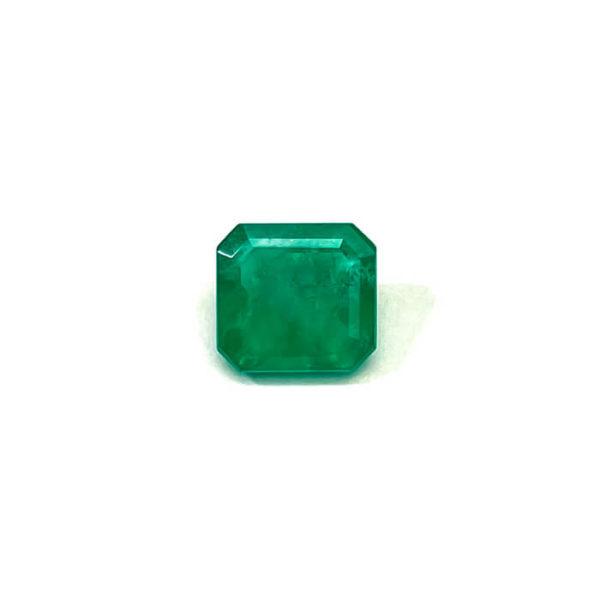 Smaragd 3,69 ct. mit Zertifikat Alle Edelsteine kaufen Schmucksteine Edelsteine 3