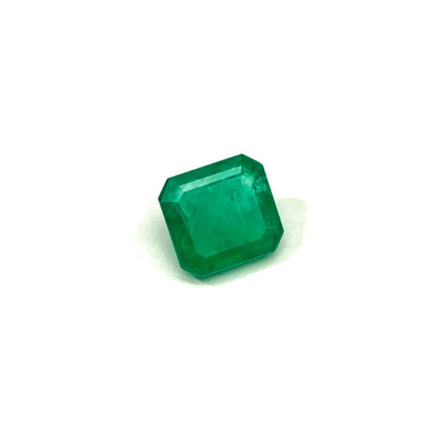 Smaragd 3,69 ct. mit Zertifikat Alle Edelsteine kaufen Schmucksteine Edelsteine 4