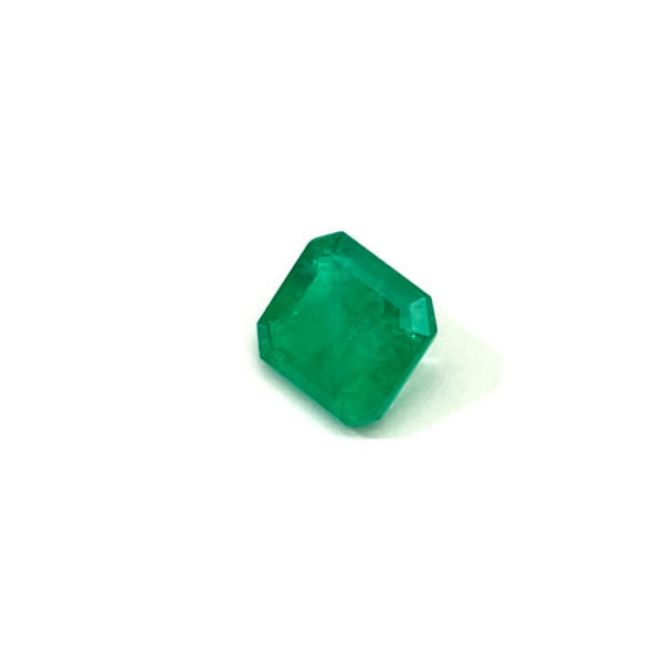 Smaragd 3,69 ct. mit Zertifikat Alle Edelsteine kaufen Schmucksteine Edelsteine 5