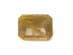 Rutilquarz 19.77 ct. Alle Edelsteine kaufen Schmucksteine Edelsteine