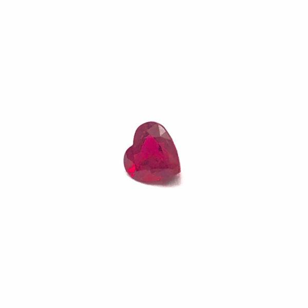 Rubin 0.98 ct. Rubin kaufen Schmucksteine Edelsteine 4