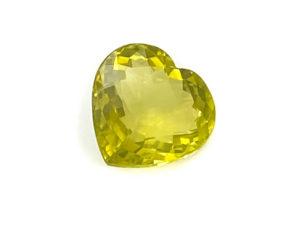Lemon Citrin 22.89 ct. Alle Edelsteine kaufen Schmucksteine Edelsteine