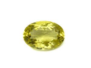 Lemon Citrin 24.47 ct. Alle Edelsteine kaufen Schmucksteine Edelsteine