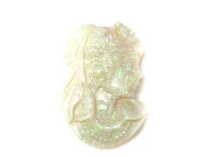 Opal 15.02 ct. Edel-Opal kaufen Schmucksteine Edelsteine